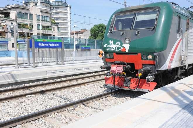 Apre la stazione Milano Forlanini del Passante, ma in pochi pendolari lo sanno