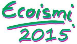 Ecoismi 2015 (Giugno)