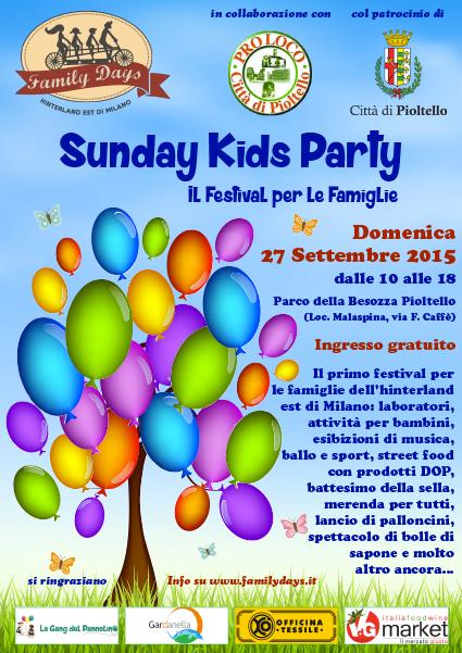 Sunday Kids Party