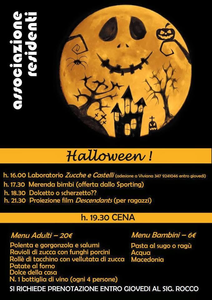 Halloween 2015 a Malaspina!