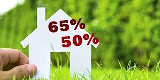 Detrazioni del 50% dei lavori straordinari effettuati nel 2015