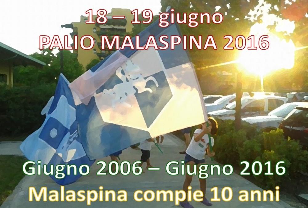 3^ Edizione Palio Malaspina e 10 anni del Quartiere